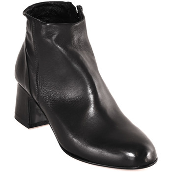 kengät Naiset Nilkkurit Mally 6357 Musta