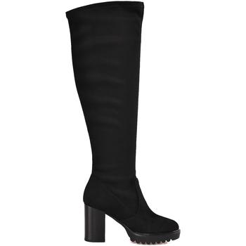 kengät Naiset Saappaat Mally 6389 Musta