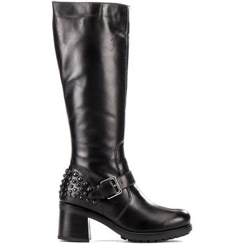 kengät Naiset Saappaat Lumberjack SW49507 001 Q12 Musta