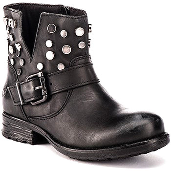 kengät Naiset Nilkkurit Lumberjack SW53003 001 Q12 Musta