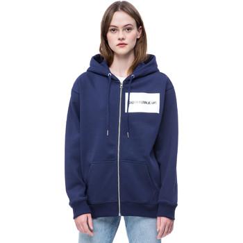 vaatteet Naiset Svetari Calvin Klein Jeans J20J207832 Sininen