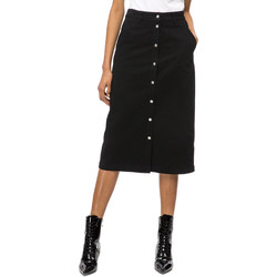 vaatteet Naiset Hame Calvin Klein Jeans J20J208502 Musta