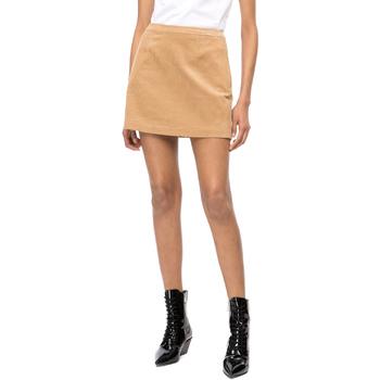vaatteet Naiset Hame Calvin Klein Jeans J20J208503 Beige