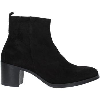 kengät Naiset Nilkkurit Marco Ferretti 172412MF Musta