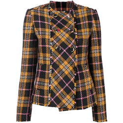 vaatteet Naiset Takit / Bleiserit Liu Jo F68235T0109 Musta