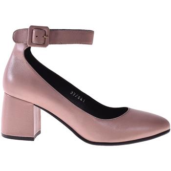 kengät Naiset Korkokengät Elvio Zanon I0701X Vaaleanpunainen