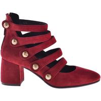 kengät Naiset Korkokengät Elvio Zanon I0703P Violetti