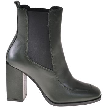 kengät Naiset Nilkkurit Elvio Zanon I0906X Vihreä