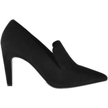 kengät Naiset Korkokengät Elvio Zanon I2801X Musta