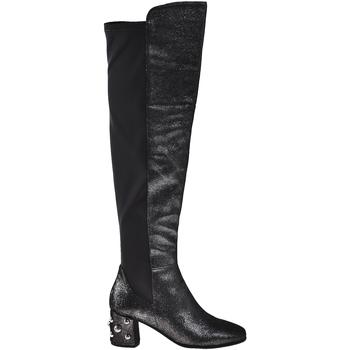 kengät Naiset Saappaat Elvio Zanon I5504G Musta