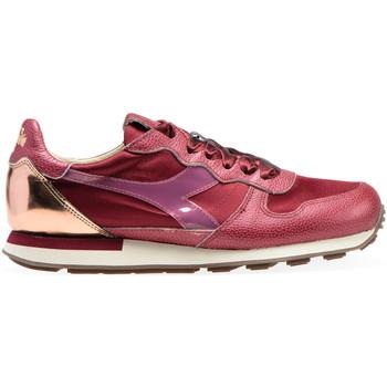 kengät Naiset Matalavartiset tennarit Diadora 201.172.775 Punainen