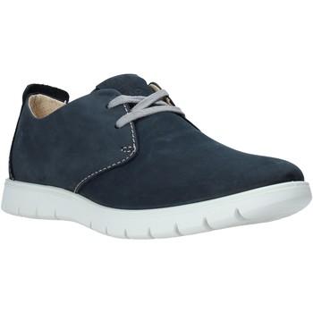 kengät Miehet Matalavartiset tennarit IgI&CO 5115400 Sininen