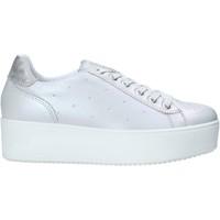 kengät Naiset Matalavartiset tennarit IgI&CO 5158500 Hopea