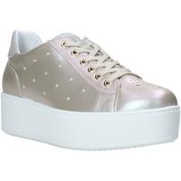 kengät Naiset Matalavartiset tennarit IgI&CO 5158522 Vaaleanpunainen