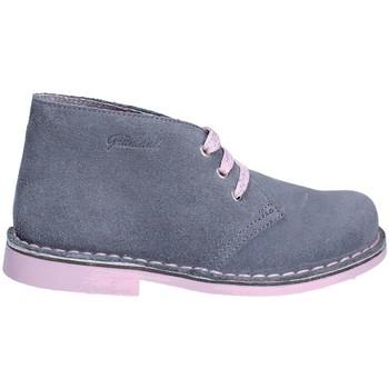 kengät Lapset Bootsit Grunland PO0577 Harmaa