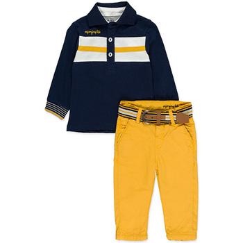 vaatteet Pojat Kokonaisuus Losan 827-8031AC Sininen