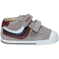 kengät Lapset Matalavartiset tennarit Chicco 01060434 Harmaa