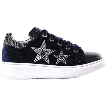 kengät Tytöt Matalavartiset tennarit NeroGiardini A830622F Sininen