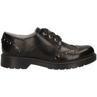 kengät Lapset Derby-kengät NeroGiardini A830711F Musta