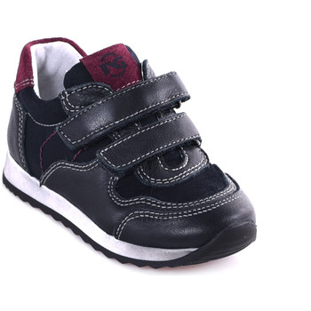 kengät Lapset Matalavartiset tennarit NeroGiardini A823220M Sininen