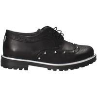 kengät Lapset Derby-kengät Melania ME6205F8I.A Musta