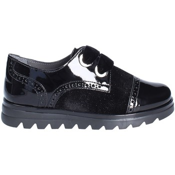 kengät Lapset Derby-kengät Melania ME6218F8I.C Musta