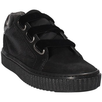 kengät Lapset Matalavartiset tennarit Melania ME6224F8I.B Musta