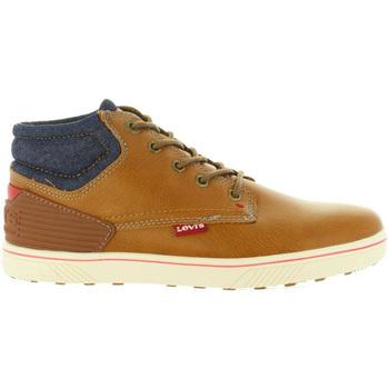 kengät Lapset Bootsit Levi's VPOR0001S Beige