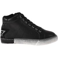 kengät Lapset Korkeavartiset tennarit Joli JS0029S0002J Musta