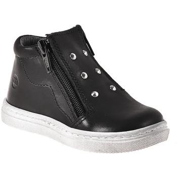 kengät Lapset Korkeavartiset tennarit Melania ME0119A8I.A Musta
