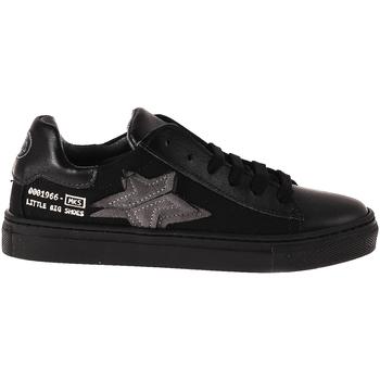 kengät Lapset Matalavartiset tennarit Melania ME6209F8I.B Musta