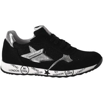 kengät Lapset Matalavartiset tennarit Melania ME6231F8I.A Musta