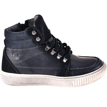 kengät Lapset Korkeavartiset tennarit Melania ME6608F8I.B Sininen