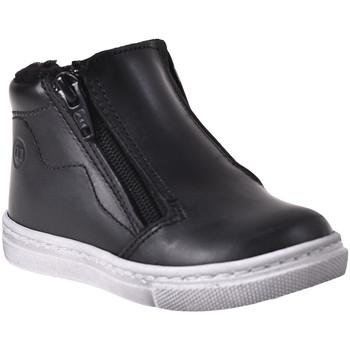 kengät Lapset Korkeavartiset tennarit Melania ME0118A8I.Y Musta