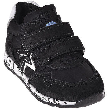 kengät Lapset Matalavartiset tennarit Melania ME1247B8I.A Musta