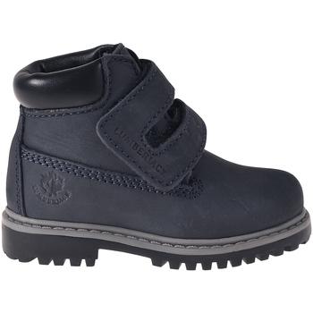 kengät Lapset Bootsit Lumberjack SB05301 006 D01 Sininen