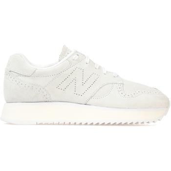 kengät Naiset Matalavartiset tennarit New Balance NBWL520MZ Valkoinen