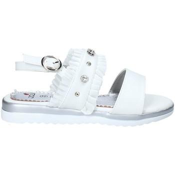 kengät Tytöt Sandaalit ja avokkaat Joli JT0045S Valkoinen