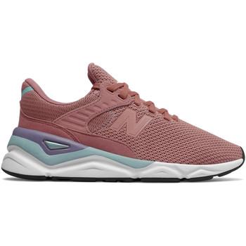 kengät Naiset Matalavartiset tennarit New Balance NBWSX90CLC Vaaleanpunainen