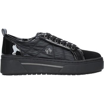 kengät Naiset Matalavartiset tennarit Lumberjack SW68012 002 X44 Musta