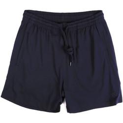 vaatteet Miehet Shortsit / Bermuda-shortsit Key Up 2M955 0001 Sininen