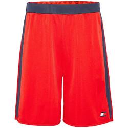 vaatteet Miehet Shortsit / Bermuda-shortsit Tommy Hilfiger S20S200086 Punainen