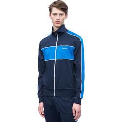 vaatteet Miehet Ulkoilutakki Calvin Klein Jeans K10K102975 Sininen