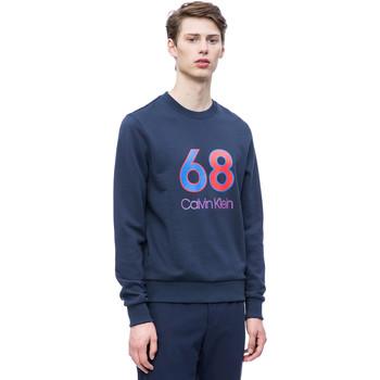vaatteet Miehet Svetari Calvin Klein Jeans K10K102981 Sininen