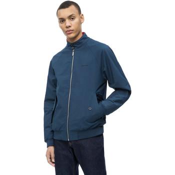 vaatteet Miehet Ulkoilutakki Calvin Klein Jeans K10K103099 Sininen