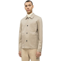 vaatteet Miehet Takit / Bleiserit Calvin Klein Jeans K10K103719 Beige