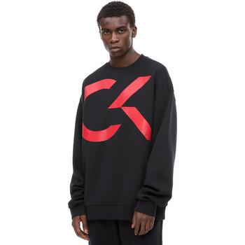 vaatteet Miehet Svetari Calvin Klein Jeans 00GMH8W329 Musta