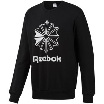 vaatteet Miehet Svetari Reebok Sport DT8132 Musta
