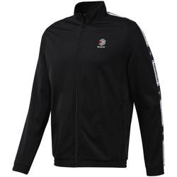 vaatteet Miehet Ulkoilutakki Reebok Sport DT8150 Musta