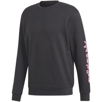 vaatteet Miehet Svetari adidas Originals DV2037 Musta